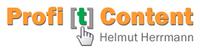 Logo Profi[t]Content - Web- und Office-Lösungen